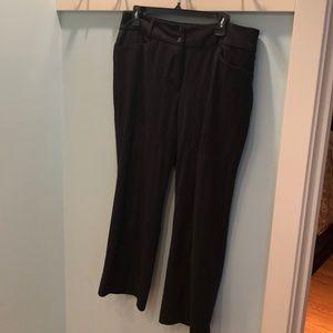 Alfani black pants